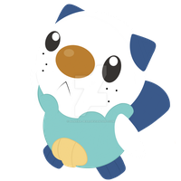 Oshawott by Banana-Bear
