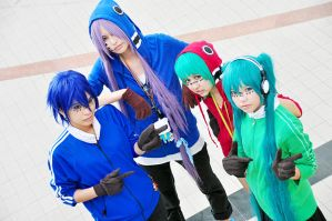 Cosplay:Vocaloid:Matryoshka I by m3an9mln