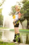 Rin Kagamine :P by PrisCosplay