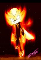 Fusion: Exios. Fusion of EX and Zixios by Leo by DarkClaw154