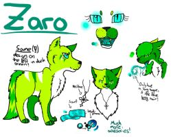 .:Zaro:. Ref 2013 by Lalaloraa