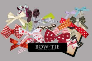 mochizuki_s_collection_bow_tie by mochizukikaoru