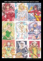 Marvel 70th Anniversary - 1 by aimo