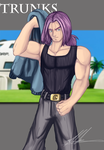 Trunks by SparkyPantsMcGee