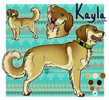 Kayla- Premade Character for Sale by PittMixx