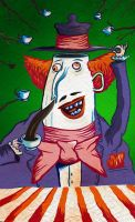The Mad Hatter by gilderic