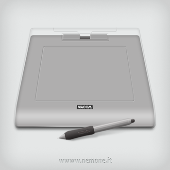 Wacom Tablet by nemone