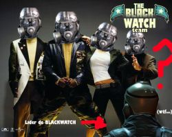 The Black... watch team by YesSakuraDiva