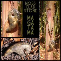 Moss-Clad Stone: Magatama by WearManyHats