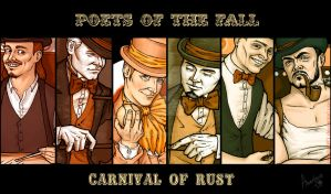 Poets Of The Fall - Carnival of Rust by Anastina91