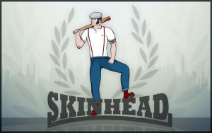 Skinhead II. by cinges
