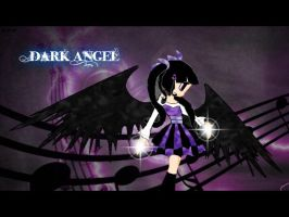 Yumi is Dark Angel by CatrineTKiss