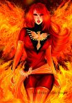 Dark Phoenix by AlcoholicRattleSnake
