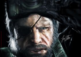 Revised Big Boss! by Jaminspired
