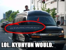 Kyuhyun and his Starcraft... by xXWilted-RoseXx