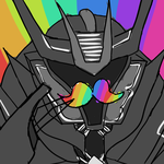 Soundwave In Disguise by CatgirlKitsune