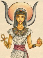 Egyptian by m3ru