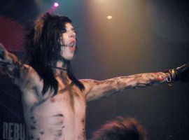 Andy Biersack 1 by sixbuxandadrpepper