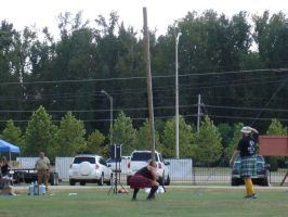 The caber toss 3 by uturn190