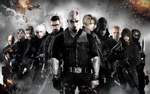 TRUE Expendables by LKHarker