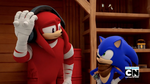 [Sonic Boom TV Series] Headphones? by LuniiCookiez