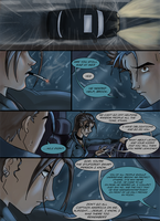 Corrupted core audition pg1 by JillValentine89
