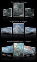 clouds pack by r3akc3