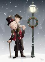 A christmas Carol by Conny-from-France
