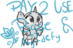 chibi pony base *pay 2 use*LOWERED PRICE! by Amy-defy