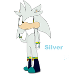 Silver The Hedegehog by LindaTheHedgehog194