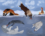 Fishing: We'd need one more fish! by Neroholic