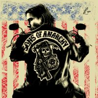 Sons of anarchy  by pablofdezr