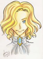The Vampire Lestat by AnimeJanice