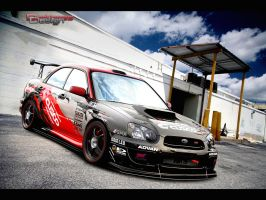 Darkness Design-Subaru Impreza by DarknessDesign