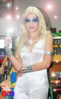 Katymor as Dazzler by norrit07