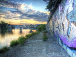 Two faces of Prague HDR by Volunteerone
