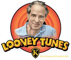 looney tunes KURZWEIL copy by jbeverlygreene