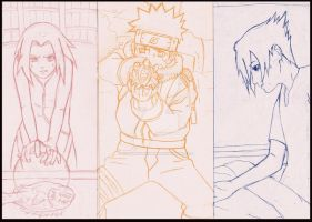 Team 7 - Young Leafs by companybowbow