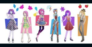 MLP: Time Travel by Ami-Magane