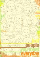 people by motionstudy