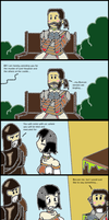 Dragon Age: Meeting Duncan by bookwormcat