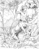 Namor--Pencils by Dorothy-T-Rose
