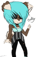 Courtney by Wuhv
