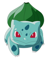 Bulbasaur by Caridea