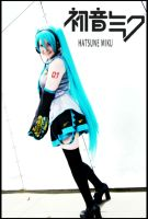 First Vocaloid: Miku by TheSuperMoMo