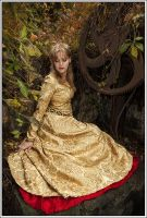 Lady of Shalott by Naria-hime