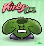KIRBY HULK by PAabloO