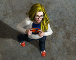 A Job for Supergirl by fightgirl2004