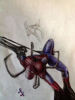 Spidey by RonaldoRoia