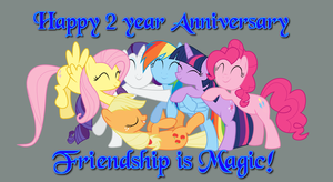My Little Pony: Friendship is Magic by RainbowDashObessed